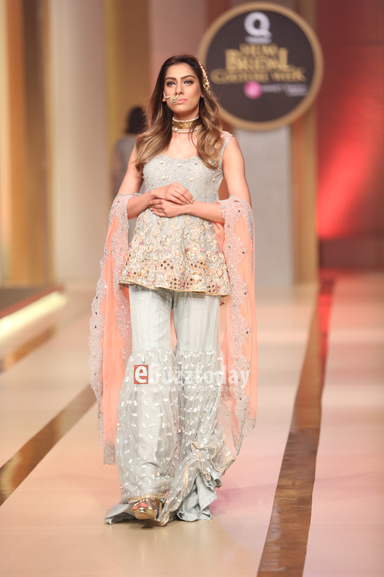 Bridal couture week 2018 style 360 dresses