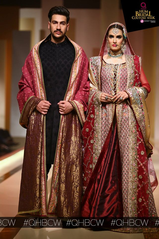 Fahad Hussayn- Latest Bridal Collections at QHBCWjpg (2)