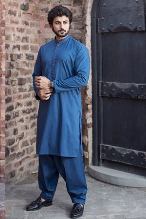 Latest Bonanza Men Eid Kurta Shalwar Kameez Collection 2018-2019