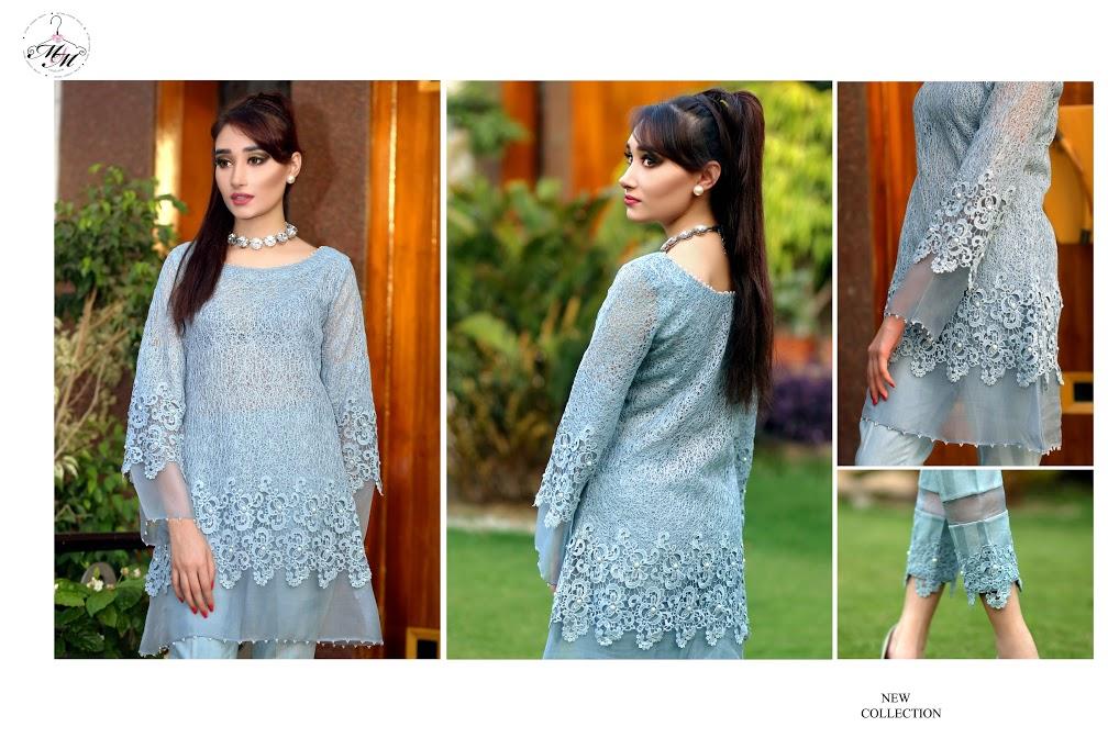 Beautiful Pakistani Eid Dresses Misha Couture Collection (11)
