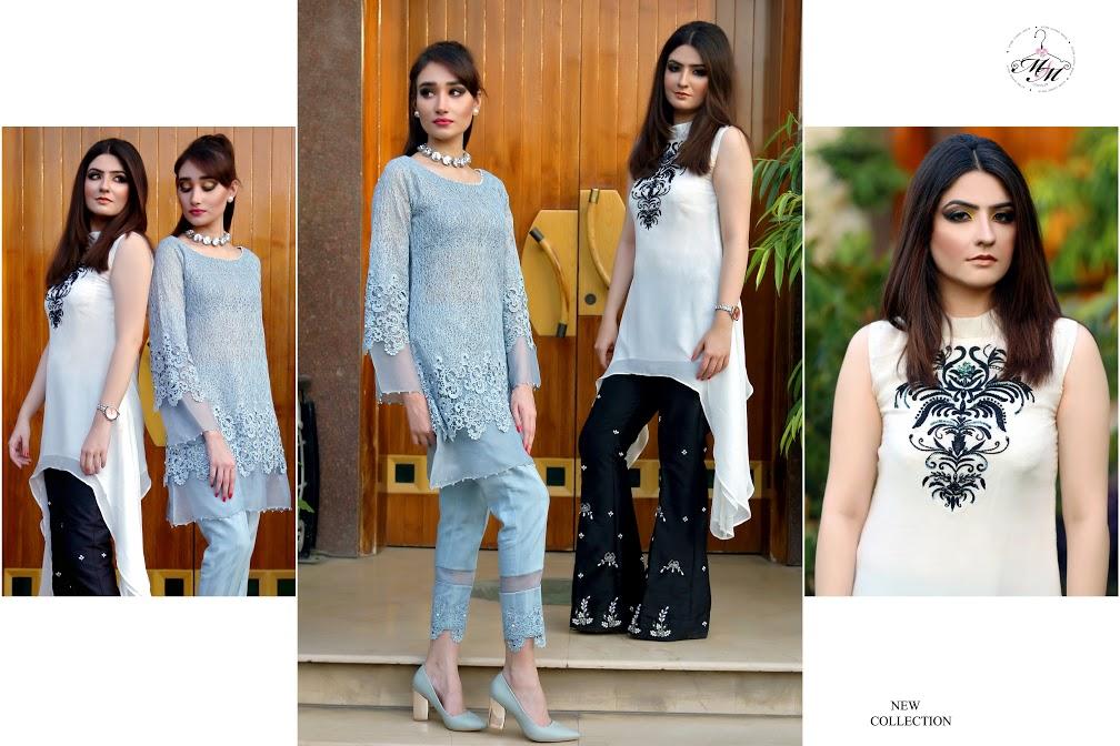 Beautiful Pakistani Eid Dresses Misha Couture Collection (14)