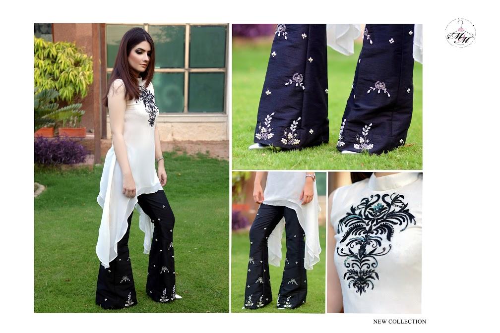 Beautiful Pakistani Eid Dresses Misha Couture Collection (15)
