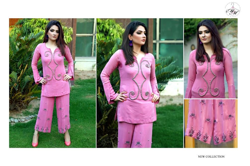 Beautiful Pakistani Eid Dresses Misha Couture Collection (18)