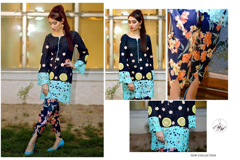 Beautiful Pakistani Eid Dresses Misha Couture Collection (19)