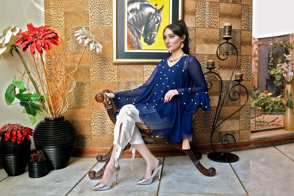 Beautiful Pakistani Eid Dresses Misha Couture Collection (25)