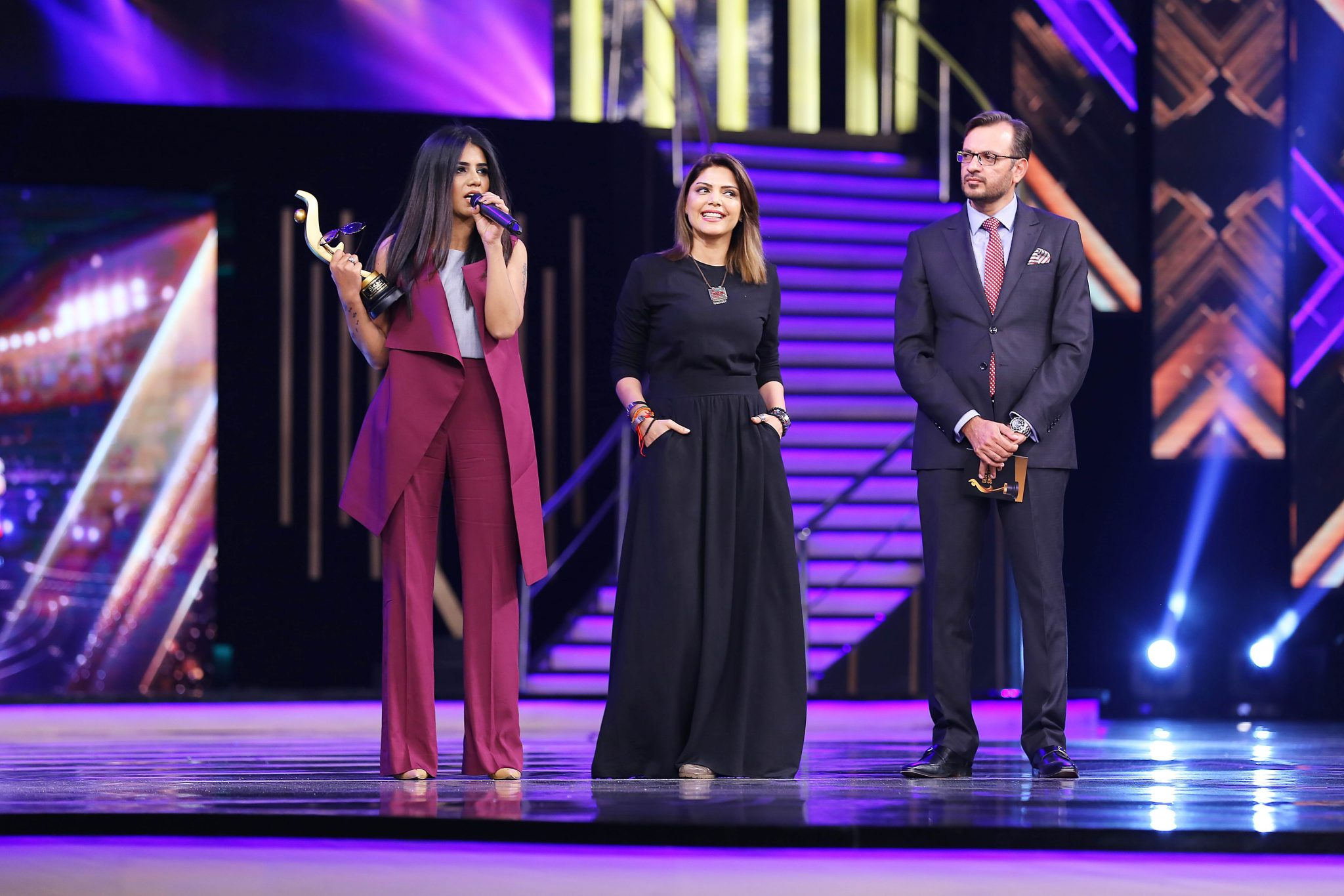 Best Award Show of the Season PEL 5th Hum Awards 2017 Full Highlights (9)