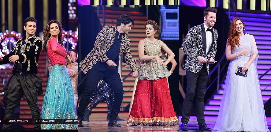 Hum awards 2018 dresses images