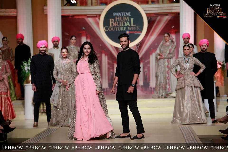 Pantene Hum Bridal Couture Week 2018- Designers Collections Day 1