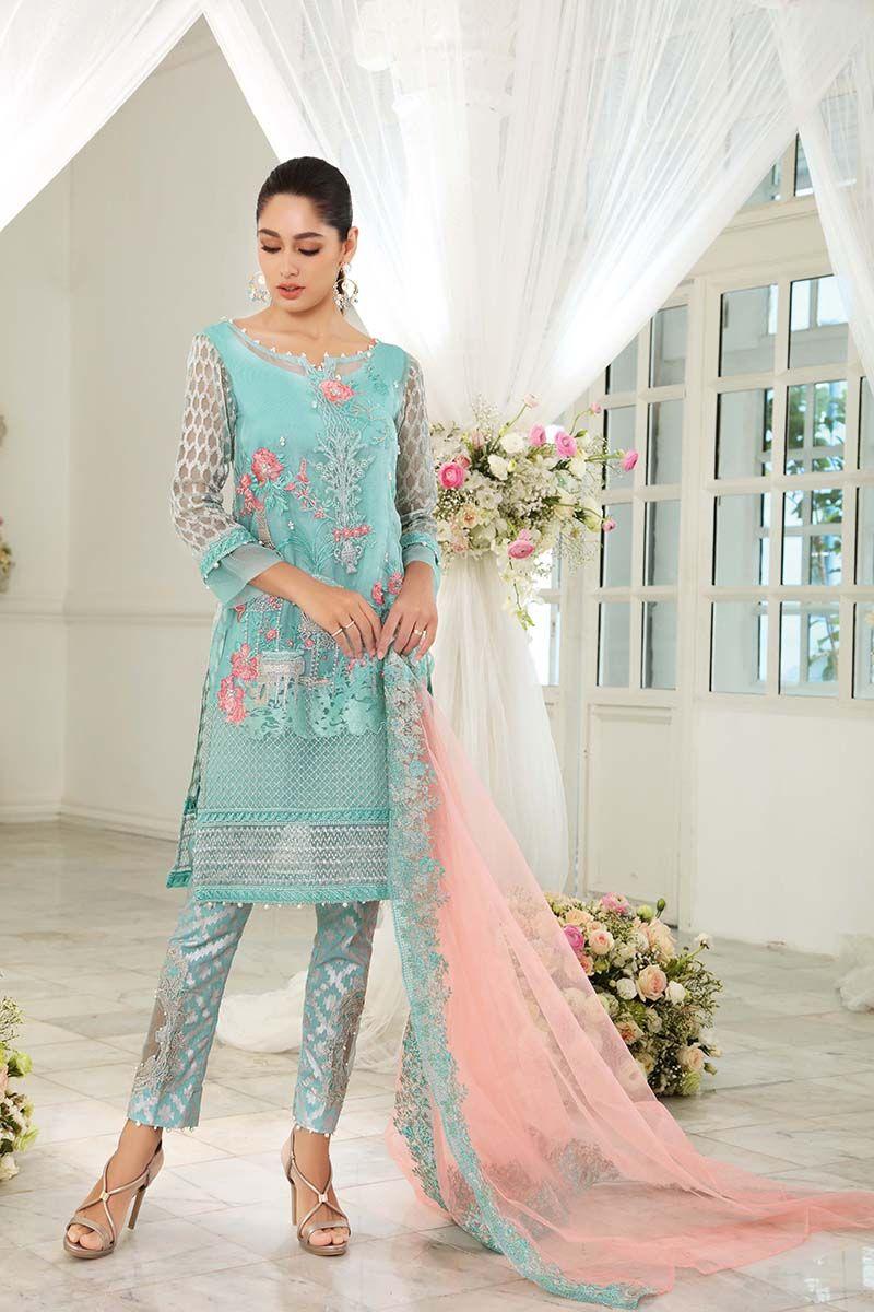 Gul Ahmed Festive Eid Collection 2018-19 Lawn, Silk ...