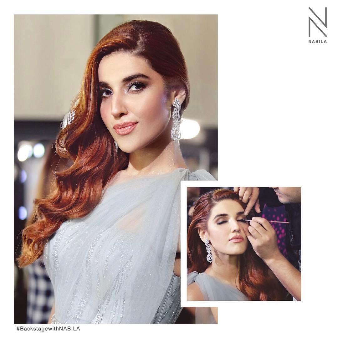 Hareem Farooq- Top 10 Best Dressed Celebrities at PEL 5th Hum Awards 2017 (1)