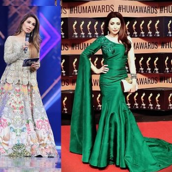We Saw these Top 10 Best Dressed Celebrities at PEL 5th Hum Awards 2017