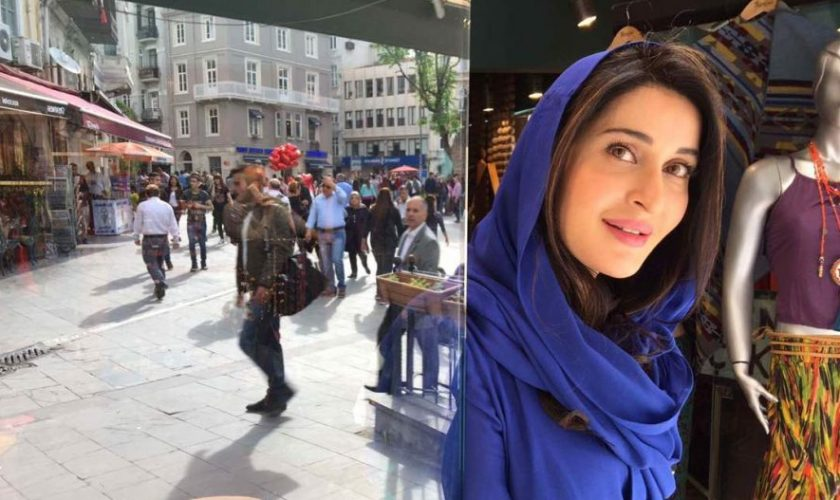 Ittehad Ramazan Transmission on A-Plus to Host by Shaista Lodhi (4)