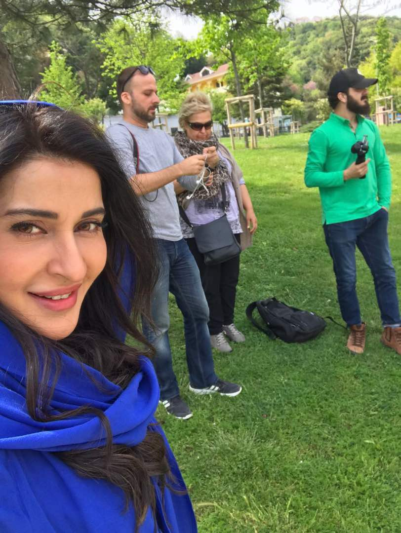 Ittehad Ramazan Transmission on A-Plus to Host by Shaista Lodhi (5)