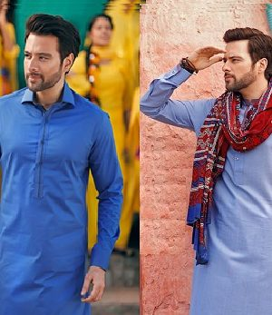 Latest Eid Men Kurta Shalwar Kameez Designs Collection 2017-2018