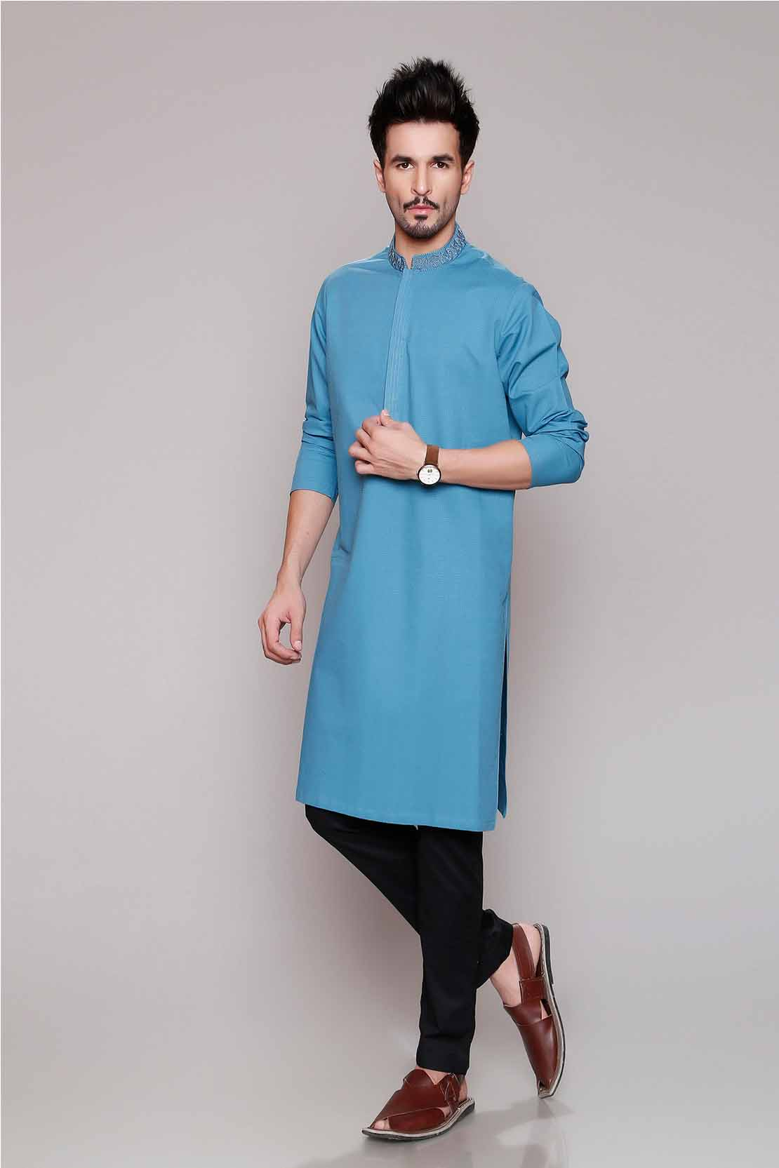 Men Kurta Designs Latest Spring Summer Collection 2018