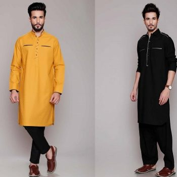 Men Kurta Designs Latest Spring Summer Collection 2018-2019