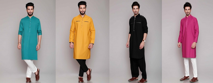 men kurta designs latest spring summer collection 2018