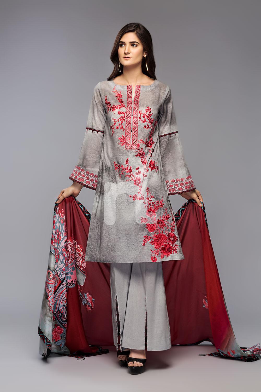 9333e9c65e Nishat Linen Latest Eid Luxury Suits Collection 2018-2019 (30 ...