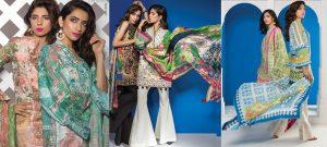 Sapphire Latest Eid Lawn Collection 2017- Luxury Prints & Designs
