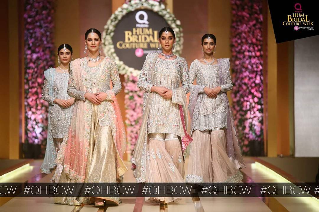 Pakistan's Biggest Bridal Show Hum Bridal Couture Week- 15th Edition (1)