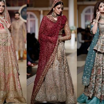 Pantene Hum Bridal Couture Week 2017- Designers Collections Day 1