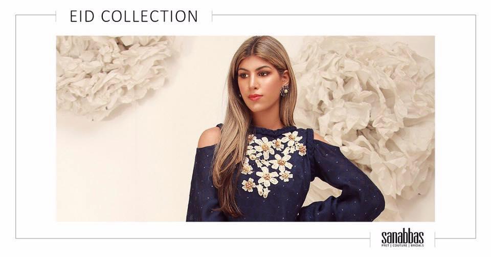 Sana Abbas Beautiful Formal Eid Dresses Designs Collection (1)