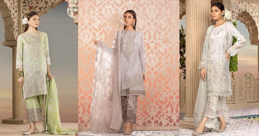 Sapphire Latest Eid Lawn Collection 2018-2019
