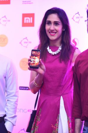 Zain, Mira Sethi and Yasir-Launch Of Redmi 4X in Pakistan- Event by Mooroo & SmarLink Technologies