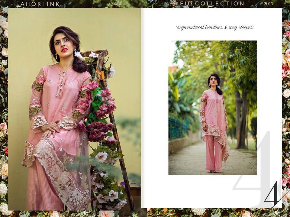 4- Lahori Ink Semi Formal Eid Dresses Designs (1)