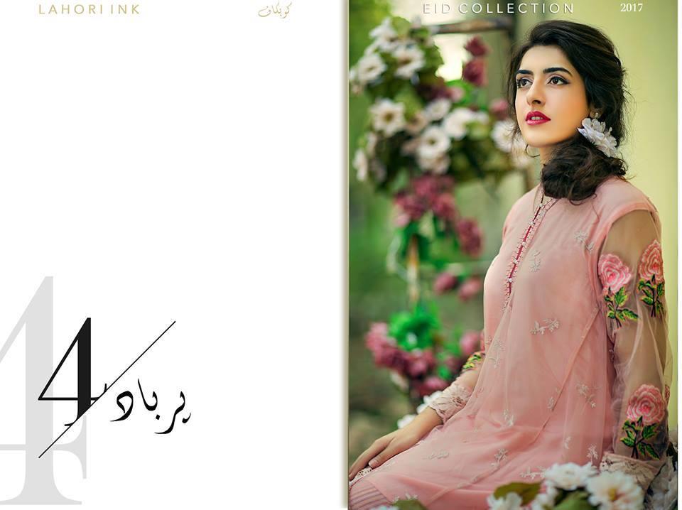 4- Lahori Ink Semi Formal Eid Dresses Designs (2)