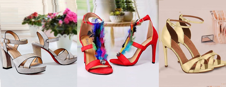 Borjan Latest Fashion Shoes Footwear Designs 2017-18 Collection