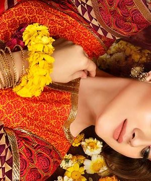 Kayseria Beautiful Fancy Eid Dresses Collection 2018-2019 (1)