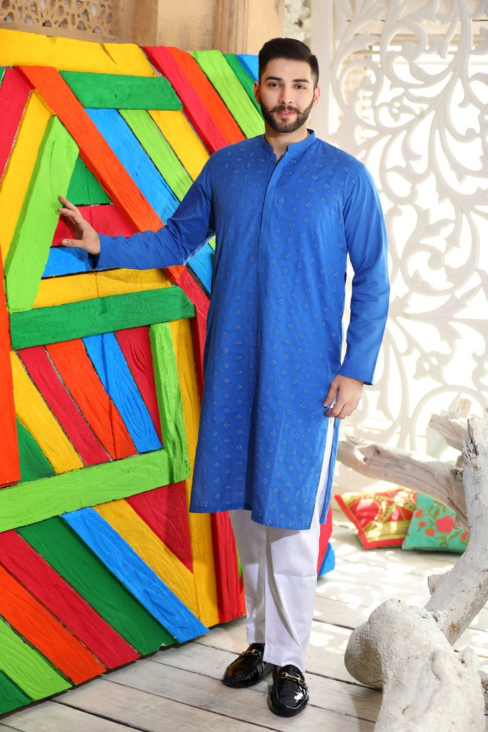 Khas Latest Men Fashion Eid Kurta Designs Collection 2017-18 (24)