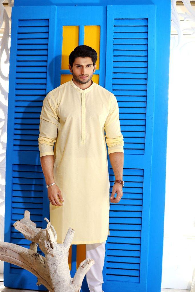 Khas Latest Men Fashion Eid Kurta Designs Collection 2017-18 (27)