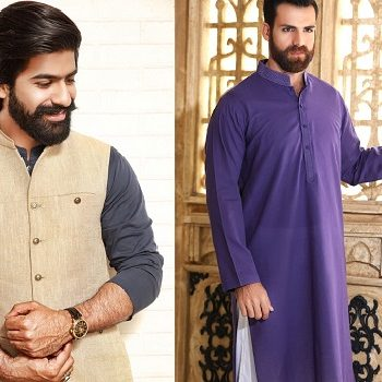 Khas Latest Men Fashion Eid Kurta Shalwar Kameez Collection 2019