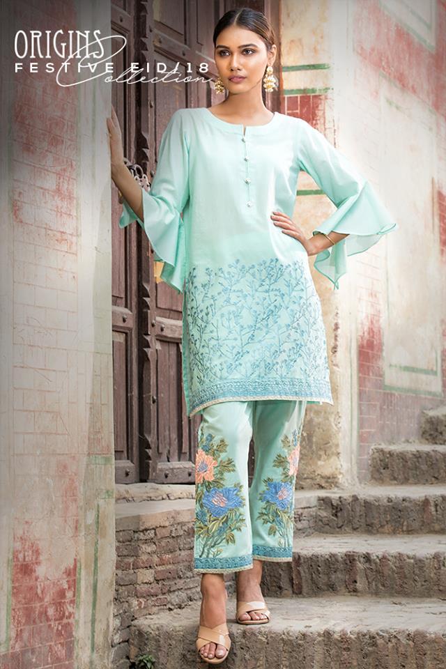 Origins Latest Eid Dresses Festive Collection 2019 2020