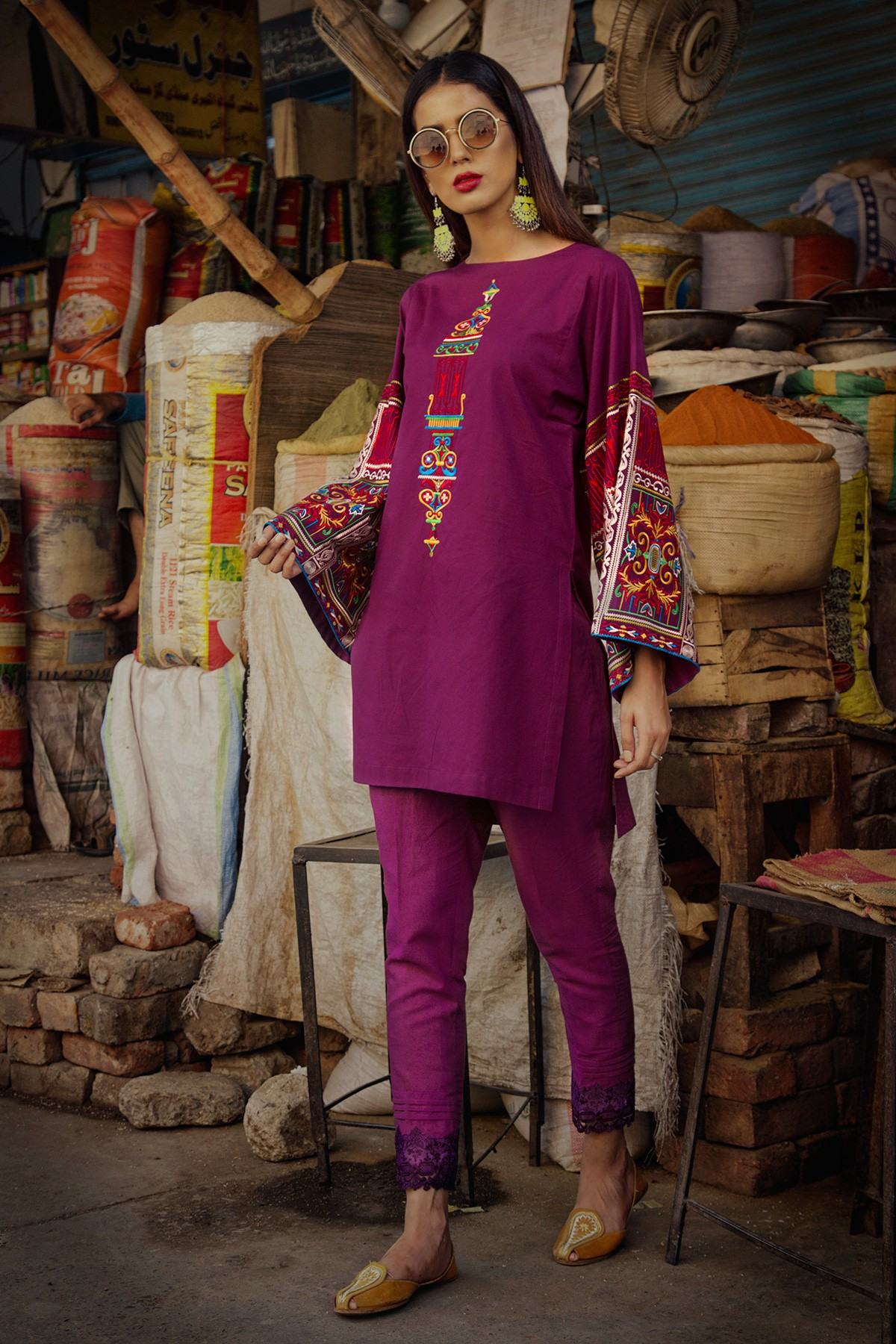 Origins Latest Eid Dresses Festive Collection 2019 2020