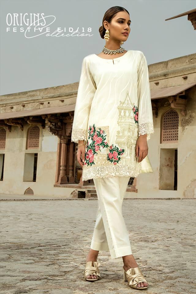 Latest Womens Fashion Clothing Dresses: Origins Latest Eid Dresses Festive Collection 2018-2019
