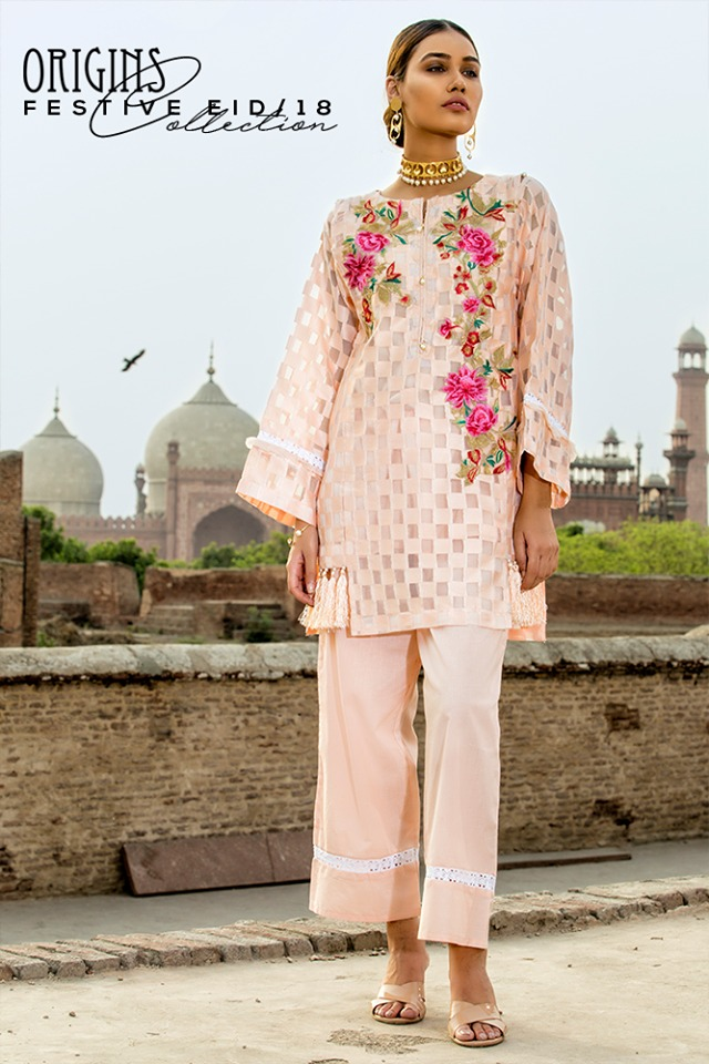 origins latest eid dresses festive collection 20182019