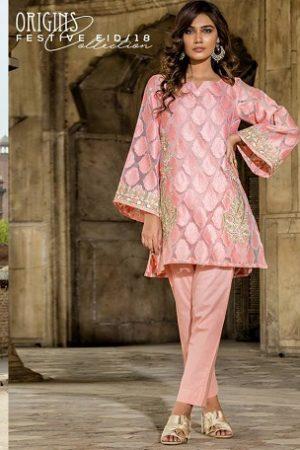 Origins Latest Eid Dresses Festive Collection 2018-2019