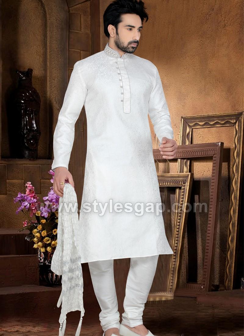 Latest men wedding dresses mehndi barat walima collection for Wedding dresses for men