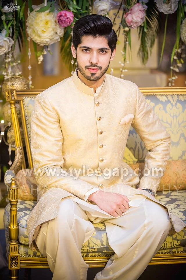 Latest Men Wedding Dresses Mehndi Barat Walima Collection 2019 2020