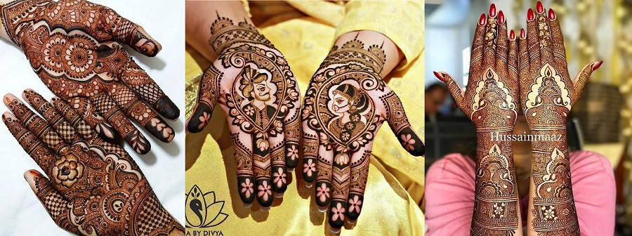 Latest Arabic Mehndi Designs Henna Trends 2020 2021 Collection