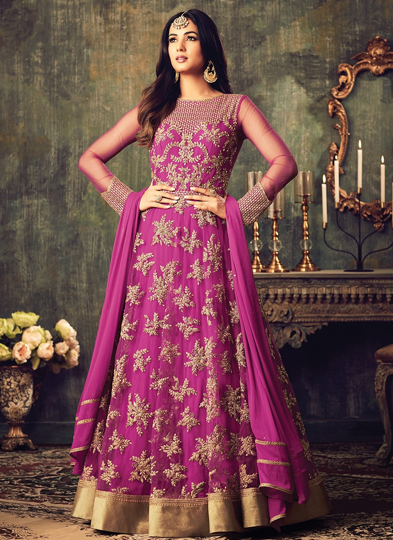 Latest Pakistani Indian Salwar Kameez Designs & Trends ...