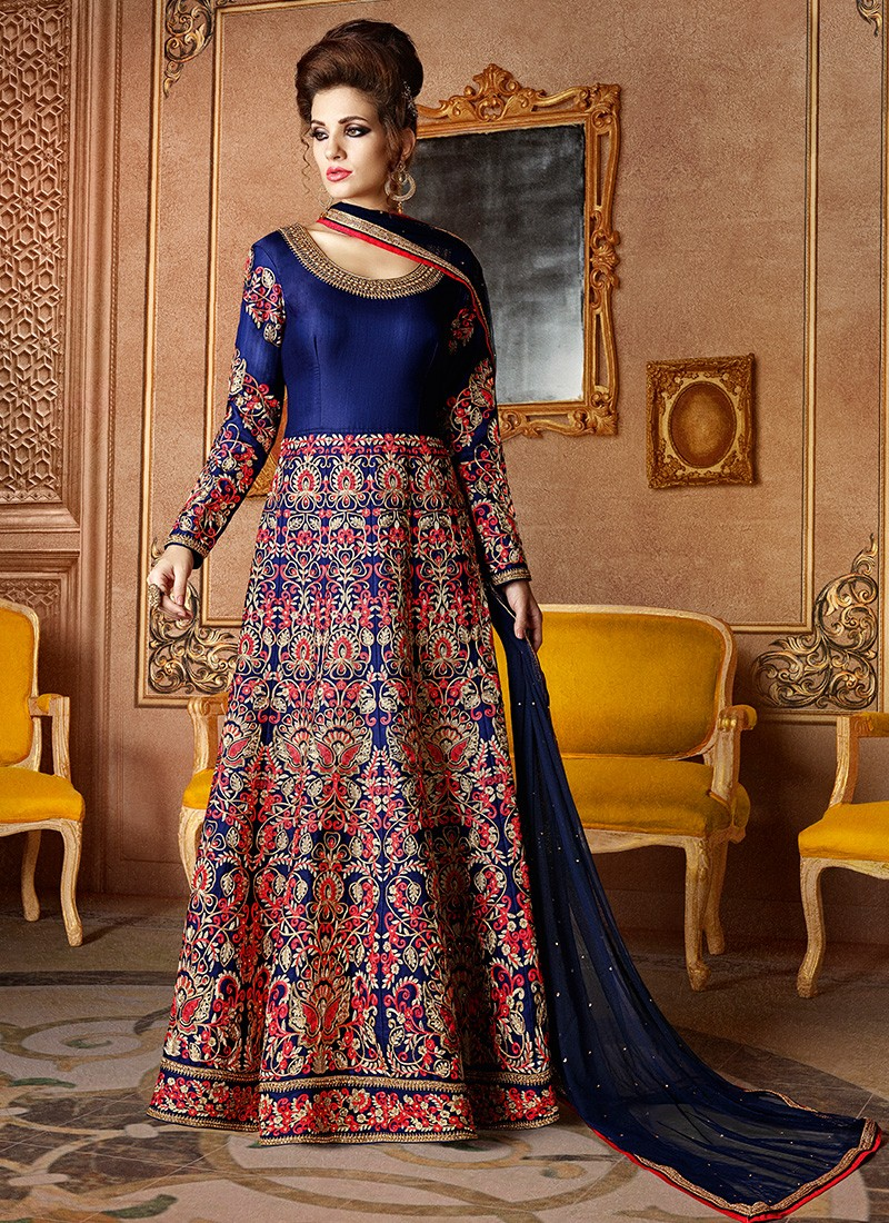 Latest fashion trends in salwar kameez 36