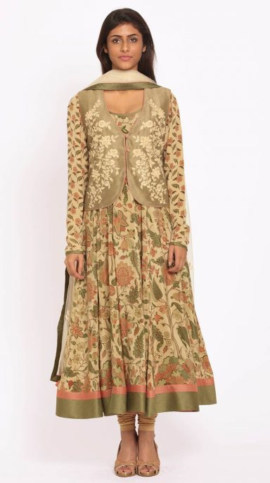 Indian Stylish Tunics Kurtis Ritu Kumar Collection 2018-2019 - photo #14