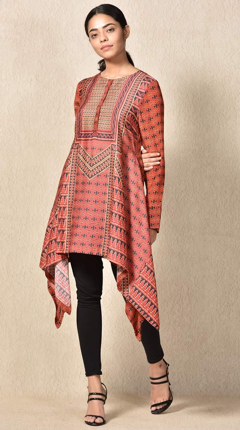 20 New Neck Designs for Kurtis  Kurtas Latest Trendy