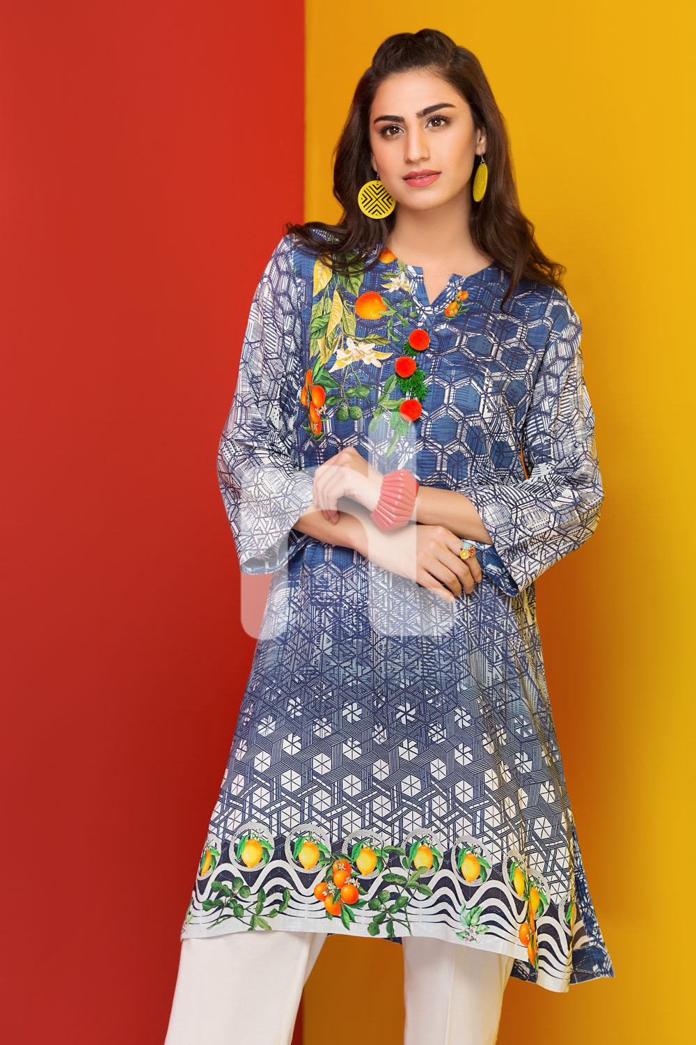 Nishat Linen Winter Dresses Collection 2018-2019 Stitched