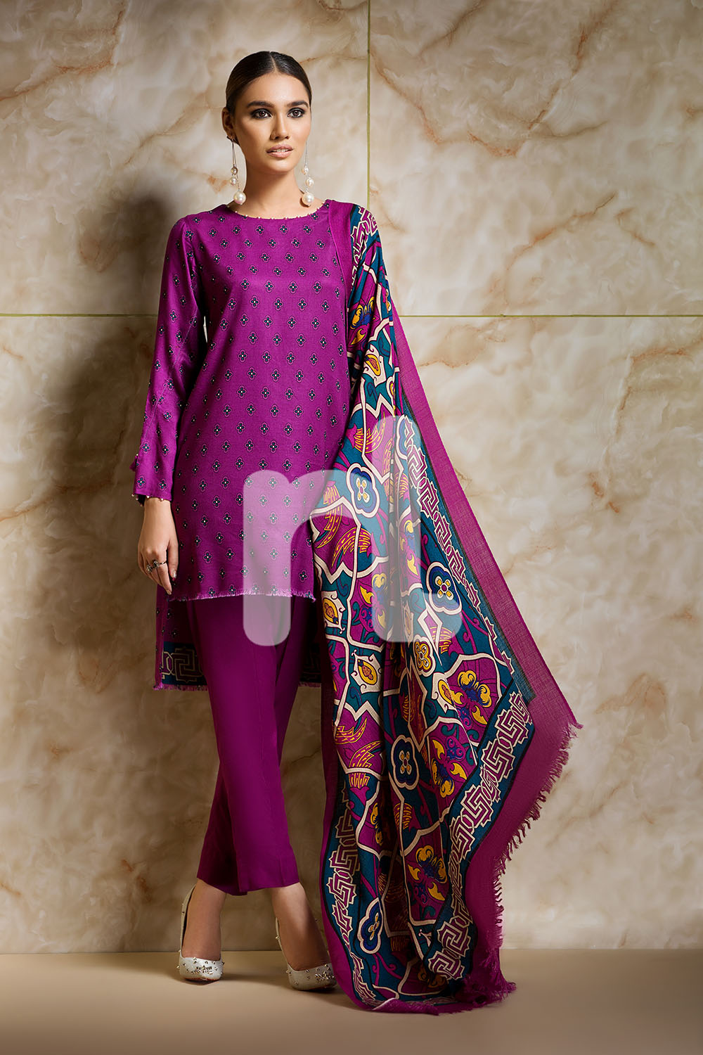 15228b7a01 Nishat Linen Winter Dresses Collection 2018-2019 Stitched & Un-stitched