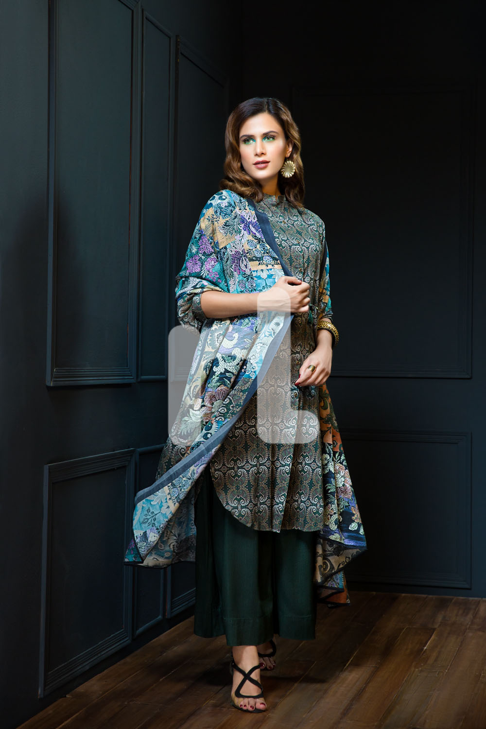 Nishat Linen Winter Dresses Collection 2018-2019 Stitched ...